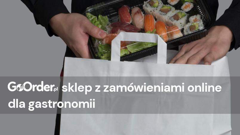 GoOrder – sklep z zamówieniami online dla gastronomii