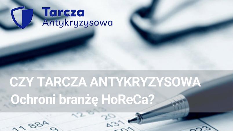 """Czy """"Tarcza Antykryzysowa"""" ochroni branżę HoReCa? Rozmowa z Panią adwokat Patrycją Białas."""